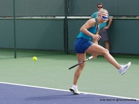 Angelique Kerber - Indian Wells
