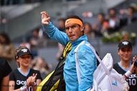 Madrid: Rafael Nadal