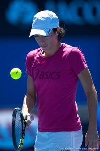 Francesca Schiavone Australian Open 2014