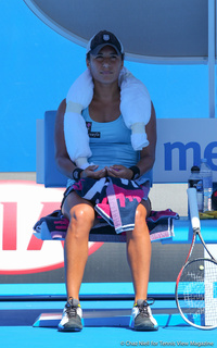 Heather Watson Australian Open 2014