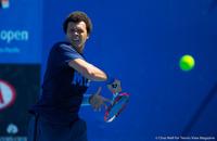 Jo-Wilfried Tsonga Australian Open 2014