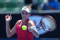 Kristyna Pliskova 2014 Australian Open
