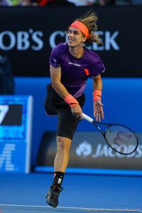 Lukas Lacko Australian Open 2014
