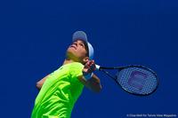 Milos Raonic Australian Open 2014