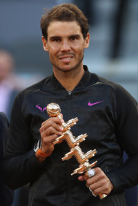 Rafael Nadal - 2017 Madrid Open Men's Singles Champion