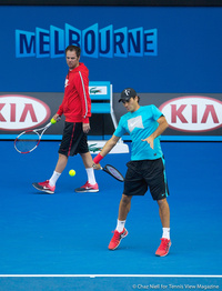 Roger Federer Australian Open 2014