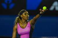 Serena Williams Australian Open 2014