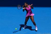 Serena Williams Australian Open 2014