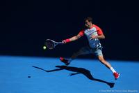 Grigor Dimitrov Australian Open 2014