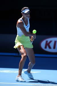 Elizaveta Kulichkova Australian Open 2014