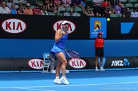 Angelique Kerber Australian Open 2014