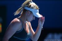 Jana Fett Australian Open 2014