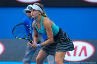 Genie Bouchard Australian Open 2014