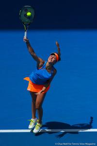 Belinda Bencic Australian Open 2014