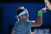 David Ferrer Australian Open 2014
