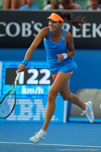 Ana Ivanovic Australian Open 2014