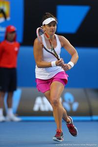 Casey Dellacqua Australian Open 2014