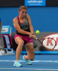 Annika Beck Australian Open 2014