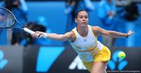 Flavia Pennetta Australian Open 2014
