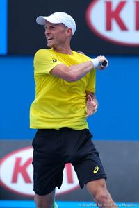 Nikolay Davydenko Australian Open 2014