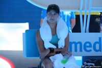 Eugenie Bouchard Australian Open 2014