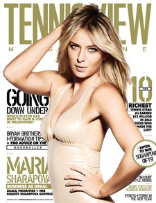 Jan/Feb '14 - Maria Sharapova