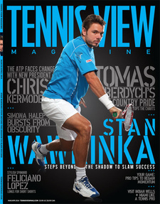 Mar/Apr 2014 - Stan Wawrinka
