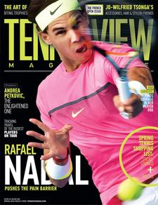 April / Roland Garros