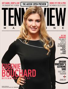 JAN/AUSSIE OPEN 2015  Tennis View Magazine