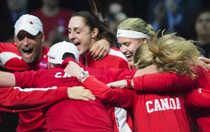 Canada Fed Cup Team