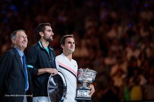 Federer Cilic