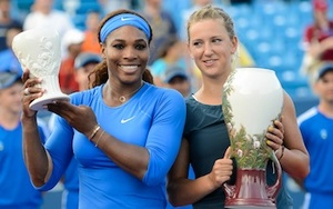 Victoria Azarenka and Serena Williams tennis rivalry