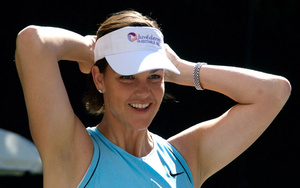 "Lindsay Davenport, Anything but an ""Unlikely Champion"""