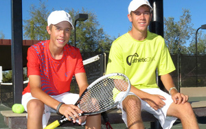 Ones to Watch: Nic and Tristan Puehse