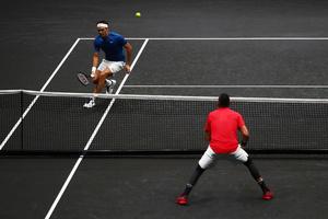 Kyrgios versus Federer