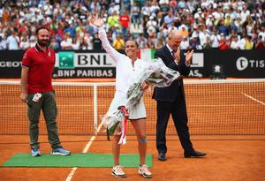 Roberta Vinci (Source: Julian Finney/Getty Images Europe)
