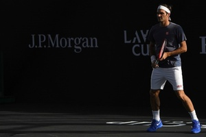 Roger Federer (Source: Stacy Revere/Getty Images North America)
