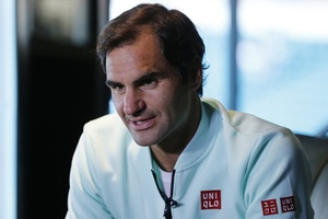 Roger Federer (Source: Getty Images North America)