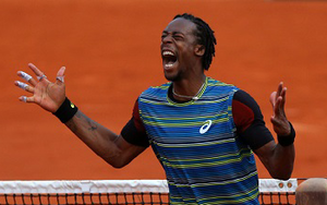 Feats of Clay (II):  Roland Garros Day 2 Recap gael monfils