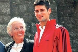Novak Djokovic, Jelena Gencic