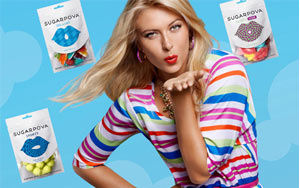 Sugarpova for Sweet-Tooths