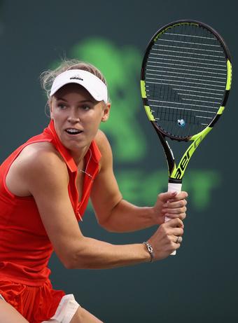 Caroline Wozniacki - Miami Open