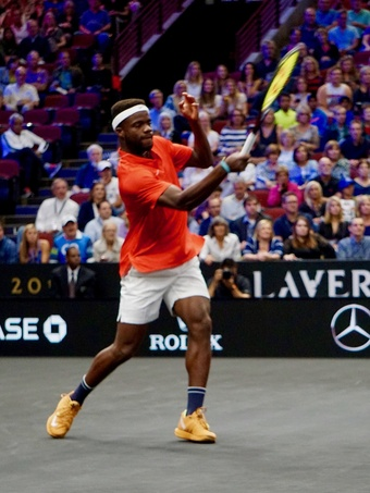Looking Back To Laver Cup