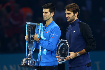 Djokovic Defeats Federer in ATP World Tour Finals