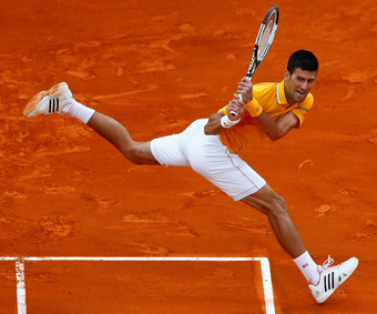 Djokovic Breaks Record With a Monte Carlo Victory