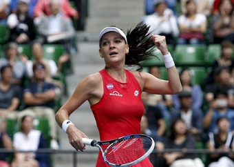 Radwanska Back in Top 10 After Pan Pacific Open Title