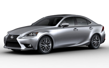 Lexus 2014 IS Sport Sedan