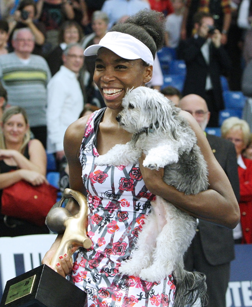 Venus was diagnosed with Sjogrens Syndrome